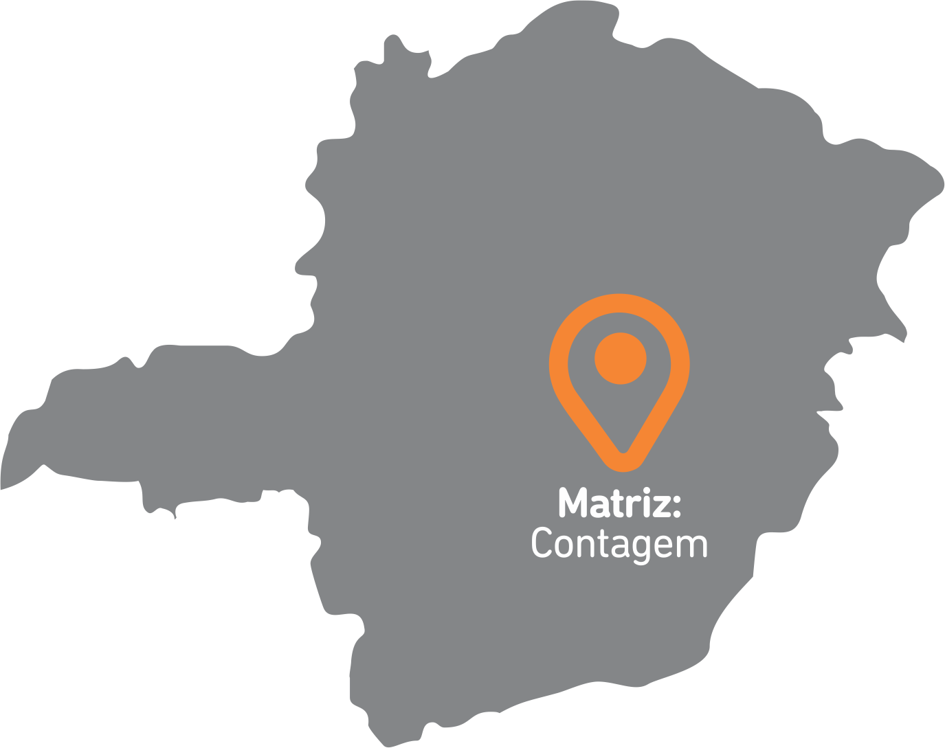 mapa mg - Sobre a Global